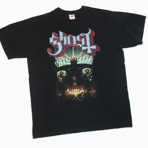 Ghost Meliora band tee